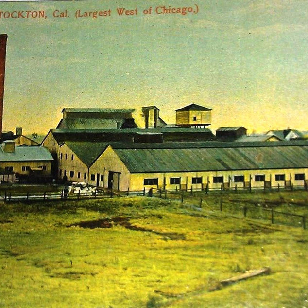 Stockton California plant