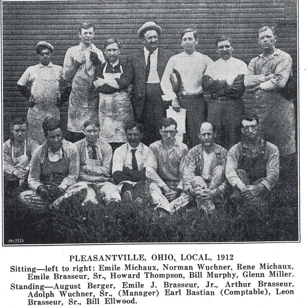 Pleasantville Ohio local 1912.   Only photo I have on this plant.
