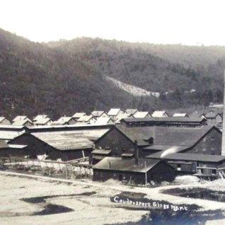 Coudersport plant.