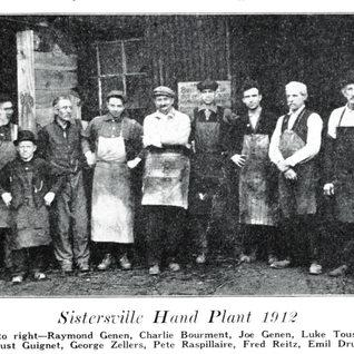 Sistersville hand plant 1912.
