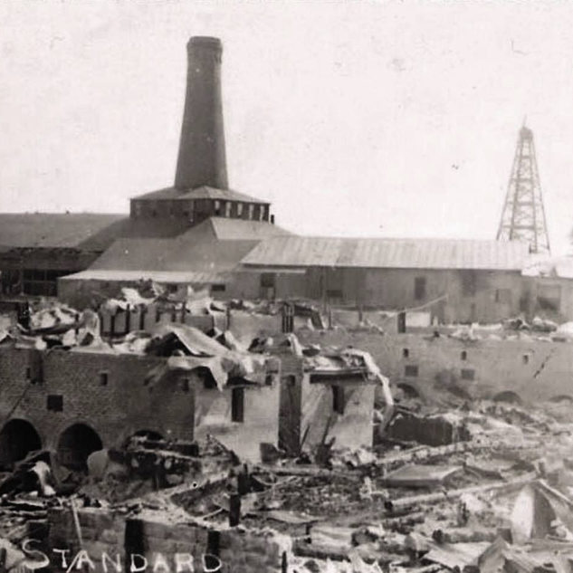 On July 1,1909 the Standard burned down