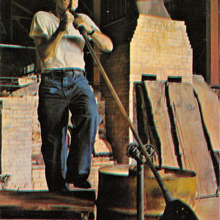 Milton WV Blenko plant first began in Clarksburg and moved to Milton sometime after 1913.  For years they would make hand blown antique window glass on demand.  Don't know if they still offer this service today.