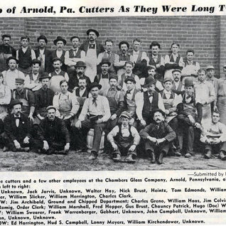 Mostly cutters at Arnold in 1897.
