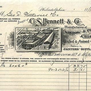 G.S. Bennett had a great deal