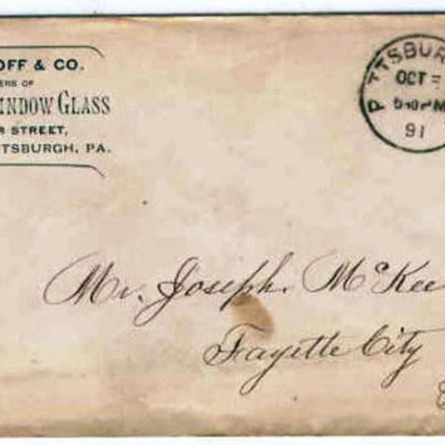 Letterhead for the Geo. Wamhoff & Co.