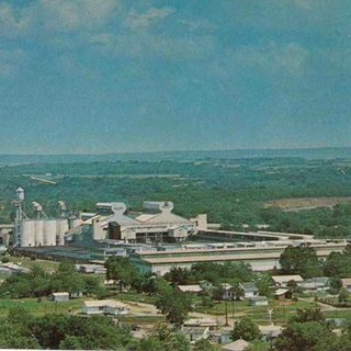 Final look at the PPG plant at Henryetta