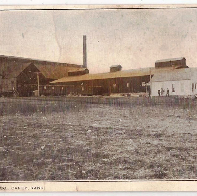 Another look at the Caney Kansas plant