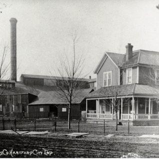 Johnston Glass Co.- Hartford City