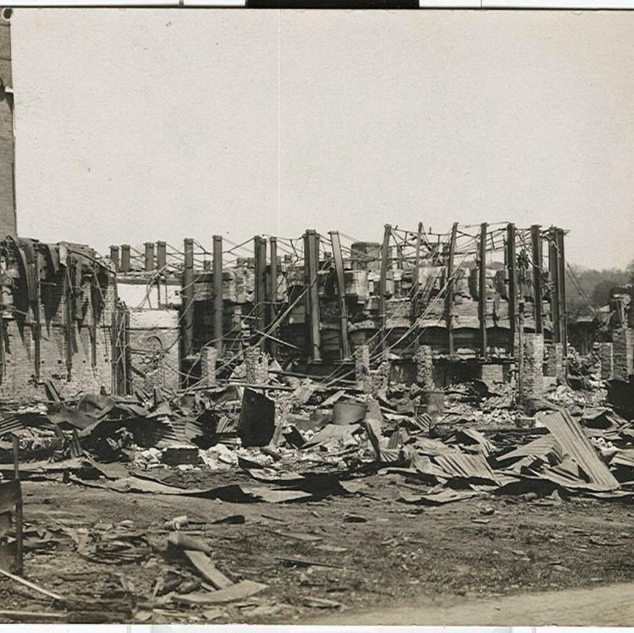 One more look at the Utica fire in 1909.
