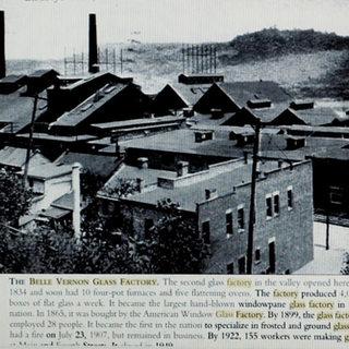 Info below photo declares the factory started in 1834.