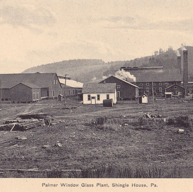 The Palmer plant