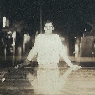 Gus Quertinmont Sr. of Equitable Glass Buckhannon WV.