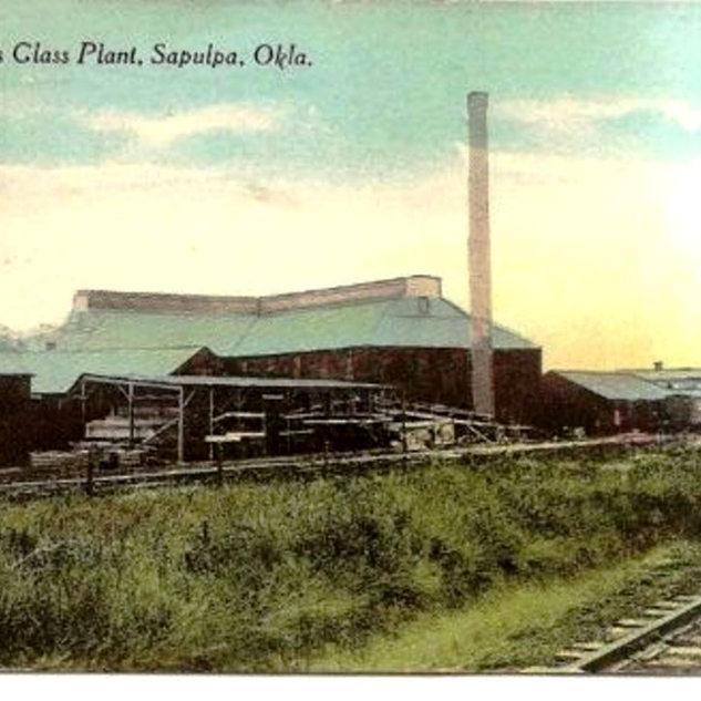 The Sunflower plant at Sauplpa Oklahoma,