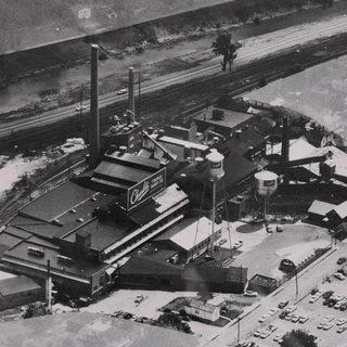 Aerial of Adamston 1966