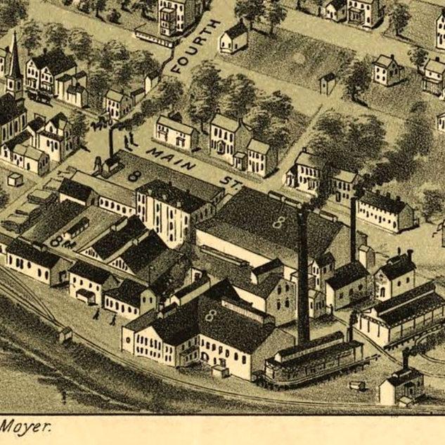 Belle Vernon in Fayette Co.