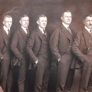 Rolland brothers 1921