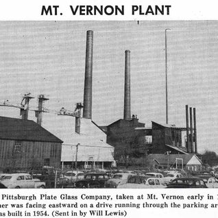 The Pittsburgh Plate Glass Co. in 1954.  I would work there 10 years later.