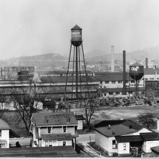 Photo from Fairmont Ave. around 1938
