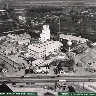 Photo taken around 1946
