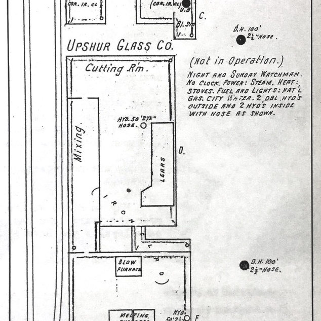 Sanborn map from 1904