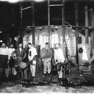 Gathers at the Fedetation (Houze Glass)