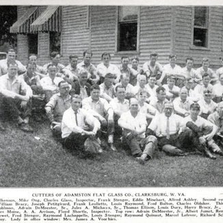 Names for the 1930 photo