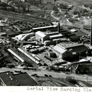 A look at the old plant