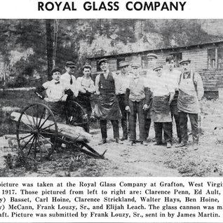 Grafton, Royal Galss Co.