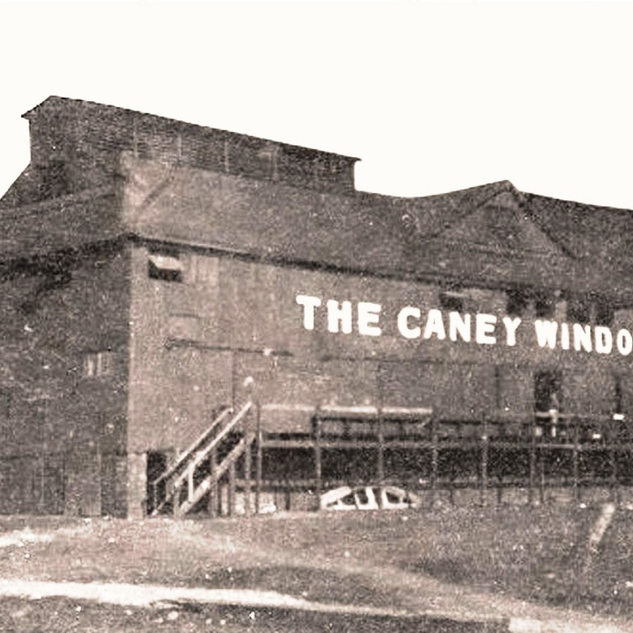 The Caney Window Glass