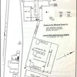South Charleston Glass Co. 1912.