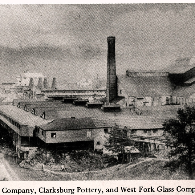 It can be seen why this section of Clarksburg is called Industrial.