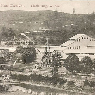 PPG around 1920 along the Elk river.