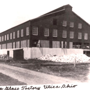 One of several new structures of the Utica.
