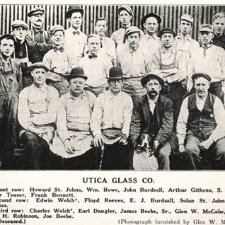 Another look at cutters at the Utica Glass Co.
