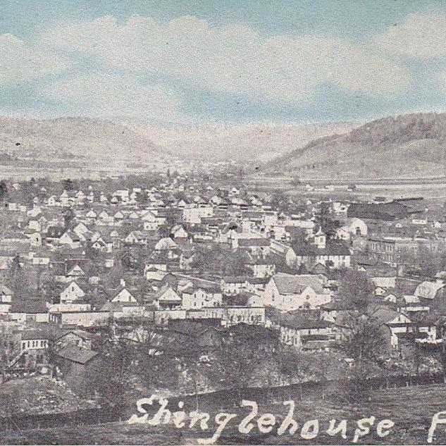 Shingle House had around 500 people