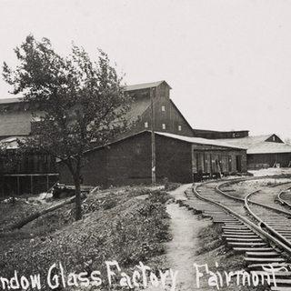 Fairmont Window Glass Co. photo 1910