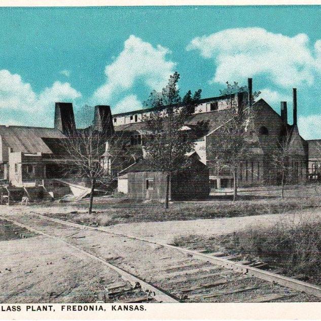 Fredonia plant around 1913.