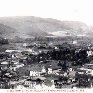 Port Allegany located in McKean County.