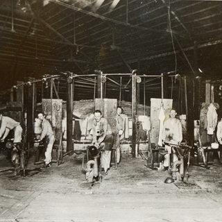Early photo around 1910