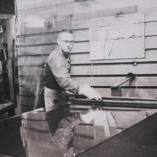 Jim Weaver from Rolland Glass Clarksburg WV.