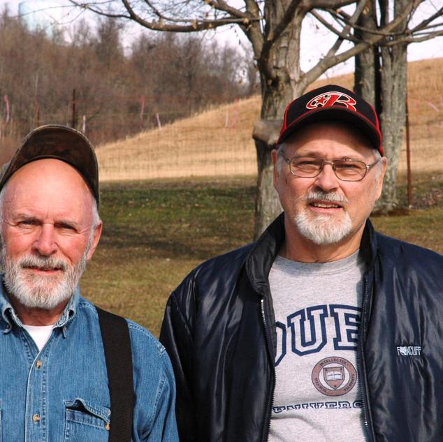 Joe Summers and Richard Duez 2013