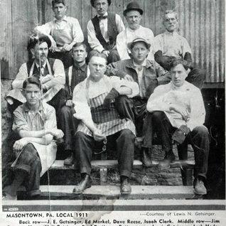 Masontown,l Fayette Co. cutters 1911.