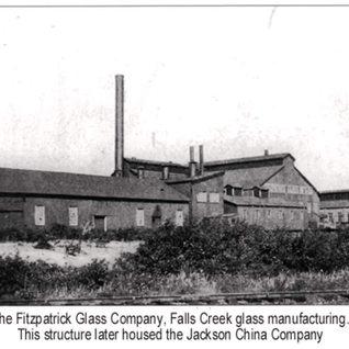 Dubois Pa. plant, 1910-1911