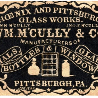 Advertisement for the Wm. M'cully Co.