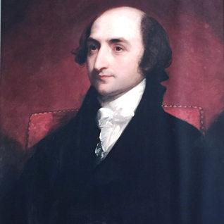 Gallatin born 1761