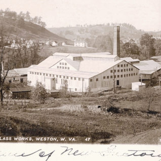 The new plant around 1914.