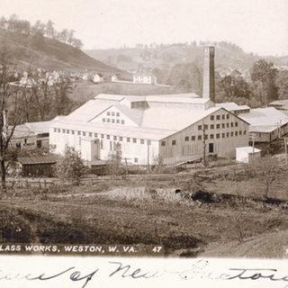 The new plant around 1914.