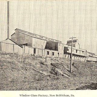 New Bethelem Pa. plant in 1908