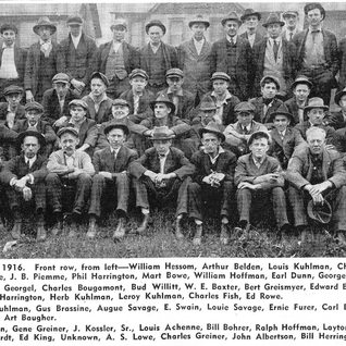 Might be all cutters at Arnold 1916