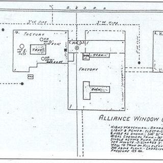 Salem aliance map 1923.
